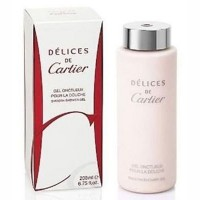 CARTIER DELICES GEL 200 ML
