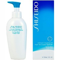 SHISEIDO BRONC. AFTER LIMP. OIL CARA-CPO.