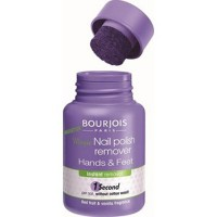 Bourjois 1 second Nail Polish Remover for Hands  Feet