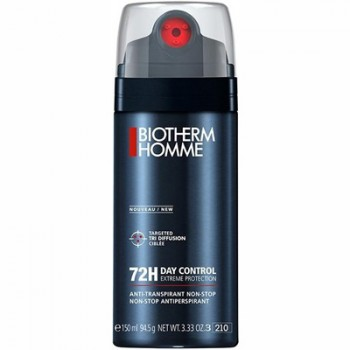 Biotherm Homme Deodorant  Day Control Antiperspirant  Spray 72h 75 ml
