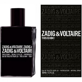Zadig  Voltaire This is Him Edt 100 ml