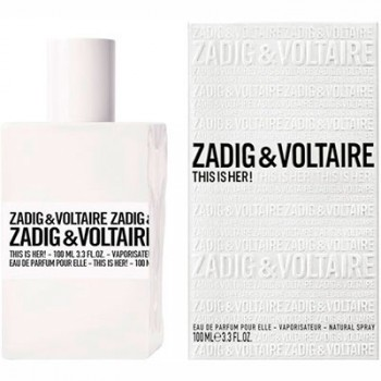 Zadig  Voltaire This is Her Eau de Parfum 100 ml