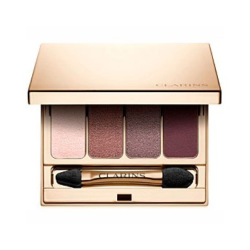 Clarins 4-Colour Eyeshadow Palette 02 Rosewood 69 g