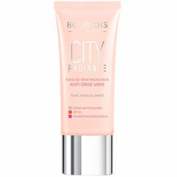 Bourjois City Radiance Maquillaje 33